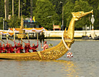 Royal Barge Procession 2012