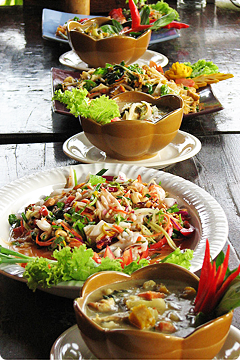 typisch thais eten