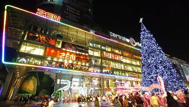 Bangkok populaire bestemming tijdens kerst