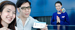 Bangkok's Airport Link opent check-in service