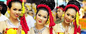 Reizen naar Thailand gaan door