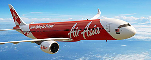 3 Nieuwe routes voor AirAsia