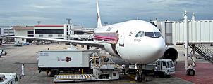 Luchthaven Don Mueang hervat diensten