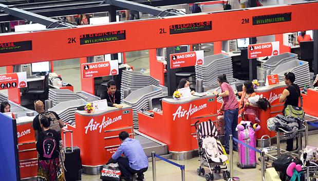 AirAsia weer terug naar Don Mueang Airport
