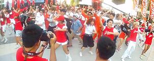 Gangnam Style Flashmob in Bangkok