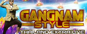 Gangnam Style concert in Thailand