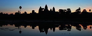 Van Bangkok naar Siem Reap reizen
