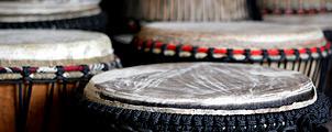 Internationaal Drum Festival in Bangkok