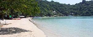 Ao Phrao strand op Koh Samet weer open