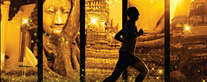 Ayutthaya Marathon 2013