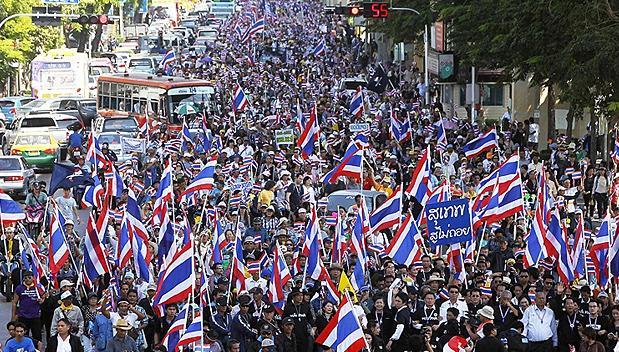 Alles wat je moet weten over de 'Bangkok Shutdown'