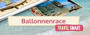 Win een verre reis met de ballonnenrace van Travel Smart