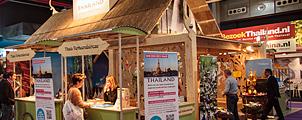 Ontdek Thailand op de Vakantiebeurs 2014
