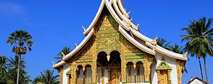 Nieuwe busroute tussen Loei en Luang Prabang