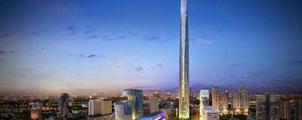 Bangkok krijgt hoogste wolkenkrabber van Zuidoost-Azië